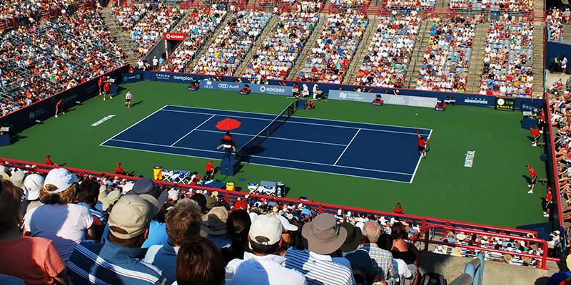 Теннисный турнир в Монреале