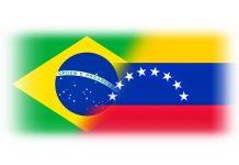 Бразилия - Венесуэла