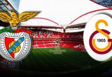 Benfica - Galatasaray